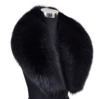 New 100cm Men Genuine Fox Fur Collar Fur Muffler Real Scarf Fur Accessory Women Wrap Wholesale Retail OEM Free Shipping