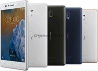 """Refurbished Original NOKIA 3 Quad-core 2GB RAM 16GB ROM 8 MP 5"""" Android Smartphone Lte 5pcs"""