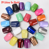29 Colors! 12oz Wine Tumbler with Lid Stainless Steel Egg Sh...