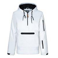 Новый зимний лыжный костюм Мужчины спорт Hoodie 2020 высокого качества с капюшоном на открытом воздухе Спорт лыжный сноуборд куртка женщин