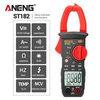 Digital Clamp Meter multimetro AC palmare / DC Frequenza test Temp