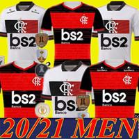 NOUVEAU 2020 2021 flamengo Maillot de football Patama GUERRERO DIEGO VINICIUS JR Goleiro Flamengo Flamenco maison 20 21 GABRIEL B. Maillot de football