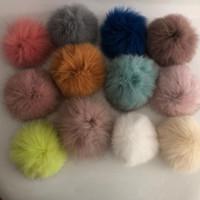 ZJBECHAHMU Moda de Nova reais pele de vison pompons Chapéus para mulheres Crianças Casual acessórios lenço do inverno Roupa