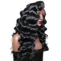 Perruque frontale frontale en dentelle brésilienne en dentelle 360 dentelle prélye 13x6 dentelle perruque de cheveux humains pour femmes noires 2020