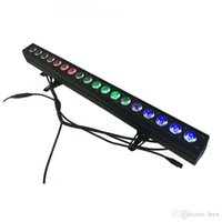 18x12W RGBW 4IN1 Led Wall Wash Light DMX Led Bar DMX Line Bar Wash Stage Light для Dj Крытых скачек лампа