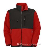Migliore di vendita Inverno Caldo casuale Nord Mens Denali Apex Bionic Jackets Outdoor Softshell impermeabile caldo antivento traspirante sci Face Uomini Cappotto