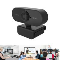 HD 1080P Веб-камера USB камера Мини компьютер PC WebCamera с микрофоном Вращающихся камерами для ТРАНСЛЯЦИИ видео Вызова конференции Работы