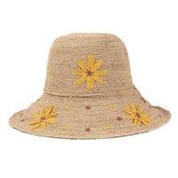 Kırmızı Top Hat Erkekler Kadınlar Sarı Çiçek Geniş Brim Bea Cap Floding Prop Cap Erkek Şapka 15cm için Fedora Sihirbaz Top Hat Magic Rafya Güneş Şapka Keçe