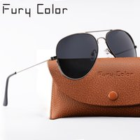 Real G15 Glass lens Sunglasses luxury design brand women men sun glasses driving feminine 3025 pilot shades gafas oculos de sol LJ200827
