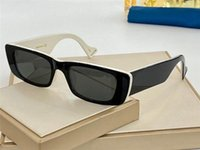 Óculos de sol de design de moda 0516S pequeno quadro quadrado na moda qualidade uv400 protetora óculos coloridos com casos
