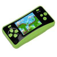 Nuove console di giochi portatili portatili per bambini, sistema arcade console di gioco console video giocatore di videogiochi Great compleanno regalo verde prodotto