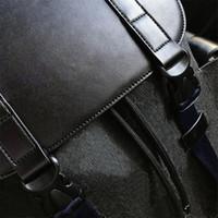 남성과 여성 정품 가죽 가방 어깨 가방 우수한 품질의 학교 가방 패션 스타일 최고의 판매를위한 새로운 도착 배낭