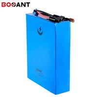 tensione 96v 20Ah batteria al litio E-bike alto per Samsung Panasonic Sanyo 18650 cellule 2000w bicicletta elettrica + 5A caricatore