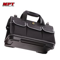 حقائب سعة كبيرة أداة حقيبة الأجهزة منظم CROSSBODY حزام الرجال سفر المفك أدوات كهربائى كاربنتر حقيبة يد حقيبة الظهر CX200822