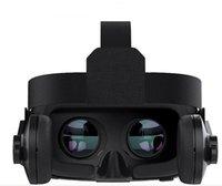 Realidade virtual vr fone de ouvido 3d óculos imersivos filmes jogos vr óculos para iOS android inteligente telefone fone de ouvido vr