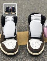 Con la scatola Travis alta e bassa Olimpiadi TS SP Toe Shoes 1 casual Jack scamosciata Sail Nero Testa di Mocha Università 1 congiunte