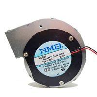 NUEVO Para NMB BL4447-04W-B49 11028 12V 2A 2Wire turbina de ventilador centrífugo marco soplador de metal