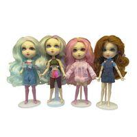 Детские игрушки настраиваемые новые мне большие глаза кукла смоделирование Loli Barbie кукла кукла