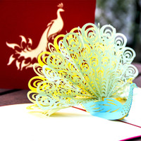 3D Pop Up Greeting Cards With Envelope Invitations Cards Gif...