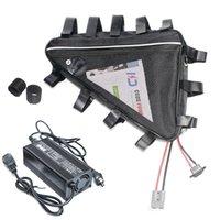 No Tax 72V 21Ah Come ospite agli ioni di litio della batteria eBike 3000W Scooter elettrico Confezione da 50A BMS 84V 7A Charger Bag gratuita di Triangle