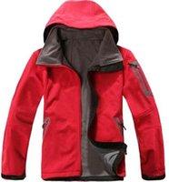 남성 Softshell Fleece Hookies 재킷 Apex Bionic Mens Snow Ski 다운 따뜻한 재킷 야외 방풍 스포츠 재킷 블랙 화이트 코트