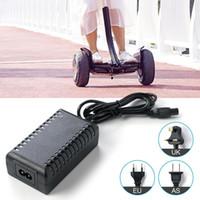 AU / US / EU / UK Compatiable Netzteile Auto-elektrische Roller-Energien-Adapter-Aufladeeinheits-Stecker-Ladegerät für / Segway