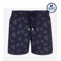 Vilebrequin Swimwear degli uomini di diamanti tratto TARTARUGHE nuovi estate casuale dei bicchierini di modo degli uomini del Mens di stile Shorts bermuda da spiaggia