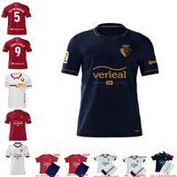 adult kids kit 2020 CA Osasuna soccer jersey 20 21 home away...