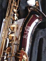 ゴールドキーズの黒いニッケル、バリサックス楽器プロのバリトンサックス、送料無料
