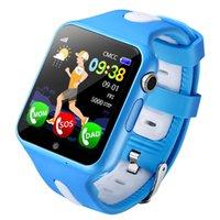 2020 Amazfit GTS Водонепроницаемые детские умные часы Высокопасный капюшовый умный час Сенсорный экран Детские спортивные телефонные часы