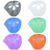 Silicón de la cara 3D máscara máscaras soporte sólido de color del polvo anti soportes Mascarilla soporte interior respirar libremente Mini 2 4yt D2
