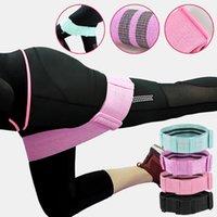 Bandas de resistência elástica faixa exercício ioga cinto de borracha de borracha treinamento de aptidão esporte home trekout guma do cwiczen elastique a50