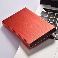 """Freeshipping 1000 جيجابايت محرك أقراص خارجي 1 تيرابايت القرص الصلب 2.5 """"أجهزة تخزين الأقراص الصلبة HD externo laoptop Desktop disco duro externo"""