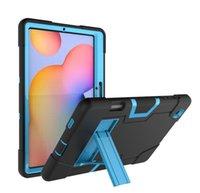 아이 패드 10.2 newipad에 대한 군사 익스트림 헤비 듀티 실리콘 PC의 충격 방지 케이스 태블릿 커버 9.7 2017 아이 패드 7 mini45 123 공기 삼성 T510 T290