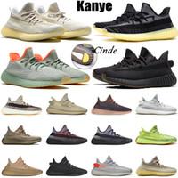 adidas yeezy boost 350 v2 Stock Kanye west X mujer hombre zapatillas para correr talla 13 Yecher Abez negro Israfil corredores reflectantes zapatillas de deporte