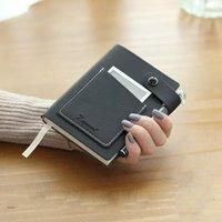 Libretas Portátil Mini Pocket Notebook A7 Dibujo a mano en blanco Estudiante Estudiante Diario Diario Diario Cuadernos Escribir almohadillas