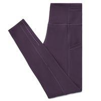 Kadınlar yüksek bel Yoga Kıyafetler Bayanlar Spor Pocket Tozluklar Bayan Pantolon Egzersiz Fitnes Giyim Kız tayt L-06 için yoga pantolonları
