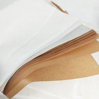 E-Cig Acessórios Non-stick Oil Paper Dab Wax Oil Paper Dab Rig Baking Mat para cera ferramenta seco Herb papel manteiga vaporizador