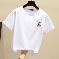 Sıcak satmak Yaz Erkek Kadın tişörtleri Casual Gömlek için Tasarımcı T Gömlek kadınları Baskılı Kısa SleeveTee Womens