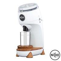 Electric Coffee Grinders Welhome WPM Niche Zero Italian Cone Knife Hand Grinder Grinding Espresso Retro High Value Silent Anti-static