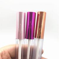 Labiale Conteneurs tube vide Mascara Glaçage Lip Gloss Organisateur de stockage Eyeliner en plastique Bouteille Cils cosmétique Jars Make Up 1hya C2