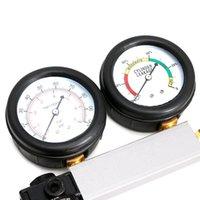 Medidor automático de cilindros del motor de fugas de fugas de compresión probador de diagnóstico del detector 23GC