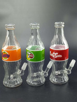 Glas Bongs Schweizer Perc Recycler Wasserrohre Dab Nagel Quarz Kits Fab Ei Octopus Dick Rauchen Joint Glas Bong GB-570