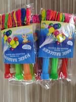 Açık Sular Dövüş Oyunu Partisi Su Balonu Çocuk Eğlence Oyuncak Çok Renkli Hem Erkek Ve Kız