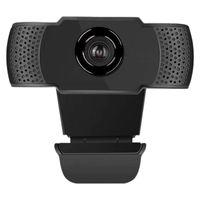 Веб-камера 1080P Full HD Компьютер камера с микрофоном 2 миллиона пикселей для дома, офиса, прямая трансляция,