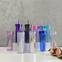Cheapest!! 10 Colored 20oz Acrylic Skinnny Tumbler with Lid ...