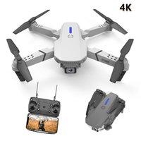 Willkey LS-E525 2.4G Drone 4K Profesional RC Dron Quadcopter Pieghevole giocattoli Pieghevoli Drone con fotocamera HD 4K WiFi FPV Drone