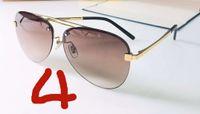 Sport Sunglass Men Metal Classic Vintage Women Eyeglasses Pilot Cat Eye Eyewear Glasses Female Driving Eyeglass Alloy frame summer style