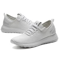 Breathable Lightweight Fashion New Sneakers Wear-resistant Men Casual Shoes Jogging Comfortable Lace Up Vulcanize Walking
