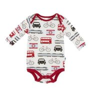 Cotton Newborn Baby Romper Toddler Boys Girls Clothes Jumpsu...